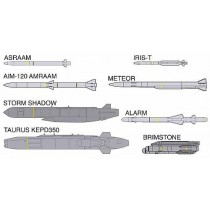 European Aircraft Weapons Set.
