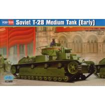 T-28 Heavy Tank - Early