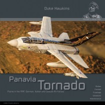 Duke Hawkins: Panavia Tornado