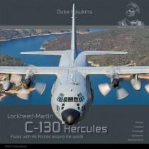 Duke Hawkins: Lockheed-Martin C-130 Hercules - 196 p