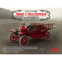 Model T 1914 Firetruck, American Car (100% new moulds)