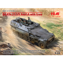 SdKfz 251/6 Ausf.A with Crew