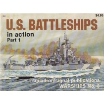 US battleships in action part 1