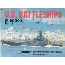 US battleships in Action part 2