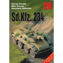 SdKfz.234, Photosnajper 20, bilingual Pol / Eng (no decals)