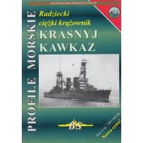 Soviet cruiser KRASNYI KAVKAZ