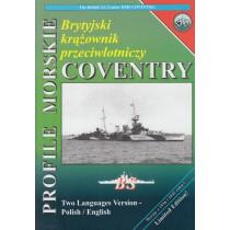 AA cruiser HMS COVENTRY