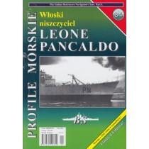Italian destroyer LEONE PANCALDO