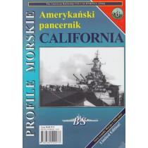 Battleship USS CALIFORNIA
