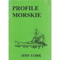 Heavy cruiser HMS YORK (A4)