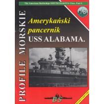Battleship USS ALABAMA (A4)
