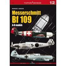 Bf109A-D models