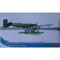 Heinkel He-5/T Hansa S5B