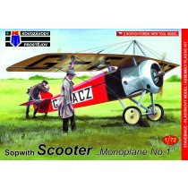 Sopwith Scooter Monoplane No.1 NEW MOLD