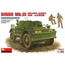 Daimler Dingo Mk. III with crew