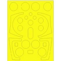 1/32 Viggen canopy mask for Jetmads SOON
