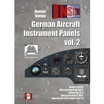 German Aircraft Instruments Panels Volume 2