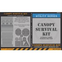 Canopy Survival Masking Kit