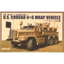 US Cougar 6x6 MRAP Vehicle