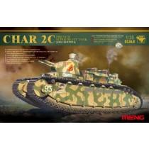 French Super Heavy Tank Char 2C