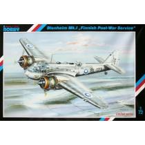 Blenheim Mk.I Finnish post war service