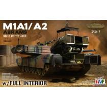 M1A1/A2 Abrams w. full interior