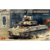 M551A1/M551A1 TTS Sheridan