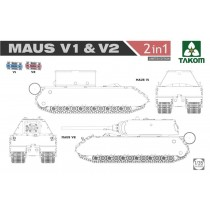 Maus V1 & V2 2 in 1 (Limited Edition)