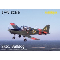 Sk61 Scottish Aviation Bulldog