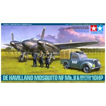 Mosquito NF Mk.II & Brittish Light Utility car 10HP