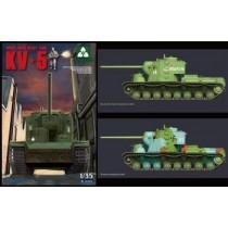 Soviet Super Heavy Tank KV-5