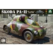 Skoda PA-II Turtle WWI tank