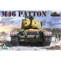 M46 Patton US Medium Tank