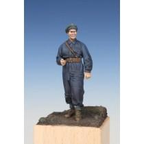 Svensk pansarbesättningsman WWII