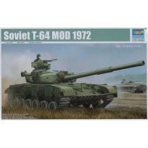 Russian T-64A Model 1972 MBT