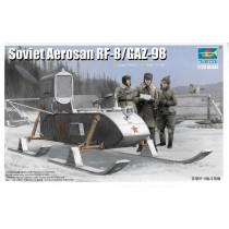 Soviet Aerosan RF-8/GAZ-98