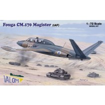Fouga Magister CM.170. Decals Israel