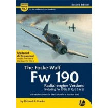 Airframe & Miniature No.7: The Fw190 radial-engine versions, 224 pages RE-ISSUE