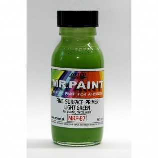 Fine surface primer light green 60 ml BOKA