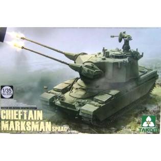 Chieftain Marksman SPAAG