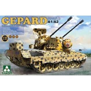 Bundeswehr Flakpanzer Gepard A1/A2 (2 in 1)