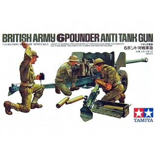 Brittish 6 pounder