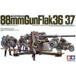 88 mm Gun flak 36/37