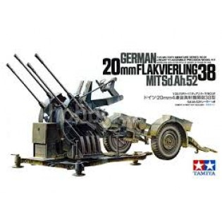 20 mm Flakvierling 38