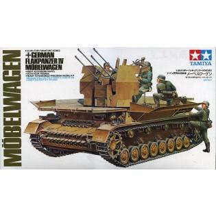Flakpanzer Möbelwagen