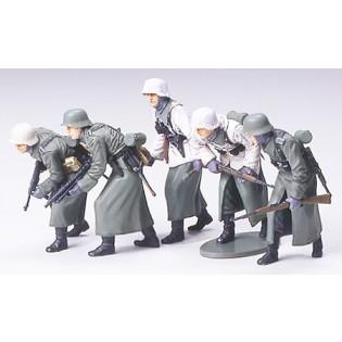 German assault infantry