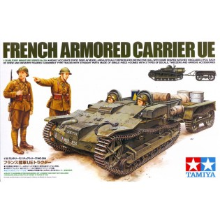 French Armored Carrier UE 1/35