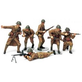 French Infantry Set