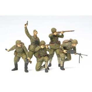 Russian assault infantry 1941-42