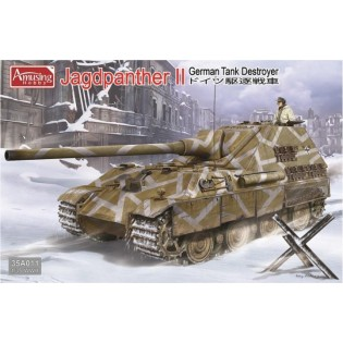 Jagdpanther II, German Tank Destroyer